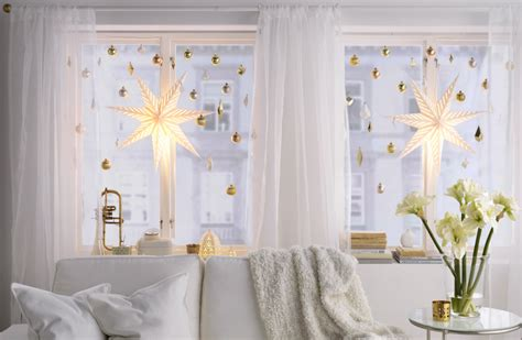 Ikea Decorations by Three Easy Ways To Decoration Your Windows This Season