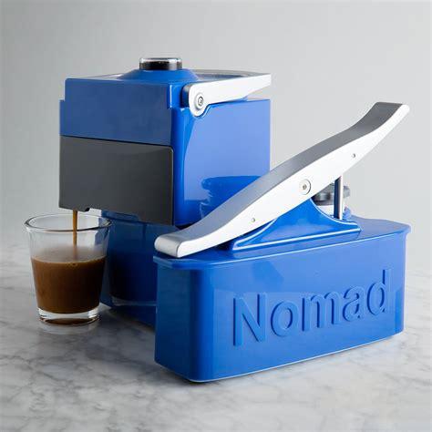 Nomad Coffee nomad espresso machine by uniterra review 187 the gadget flow