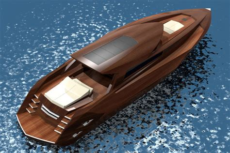 wooden boat yacht wooden yacht concept boat design net gallery
