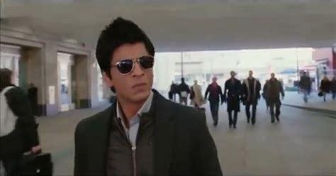 film robot sharukhan don2 song mujhko pehchan lo don 2 shahrukh khan