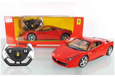 Rc 458 Racing Car Scale 114 new radio remote controlled 1 14 scale 458 sports car replica model ebay