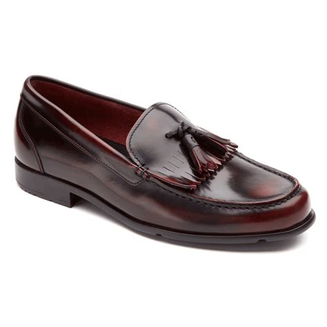 classic loafers classic loafer tassle s loafers rockport 174