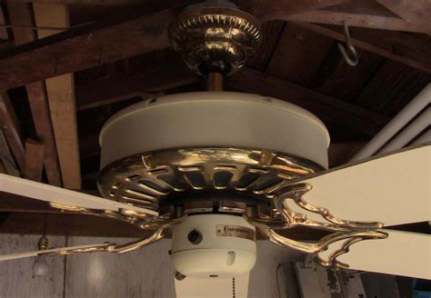 casablanca zephyr ceiling fan parts casablanca zephyr vanilla brass five blade ceiling fan