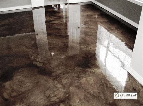 Color Cap ~ Interior Flooring, Concrete Coatings, Overlays