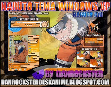 themes naruto cho win xp naruto kid theme windows xp by danrockster on deviantart