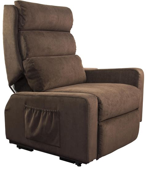handicap lift recliners mobility espresso lift chair from cozzia mc 510 fbn01