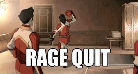 Rage Quit Meme - good buddy kyo