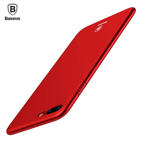 Iphone 7 8 Baseus Plaid Luxury Back Cover baseus luxury phone for iphone 8 7 6 6s s ultra thin slim cover for iphone 8 7 6 6s plus