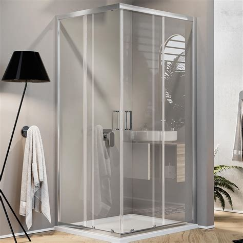 piatti doccia 75x100 box cabina doccia angolare 75x100 h200 rettangolare vetro
