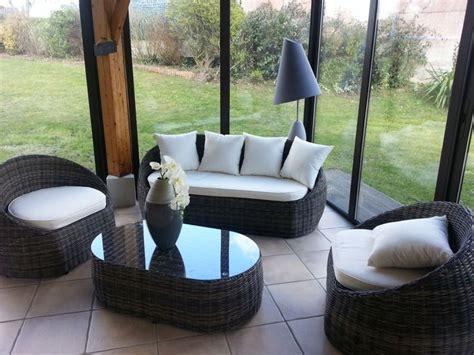 mobilier de jardin ritardo salon de jardin 4 places en r 233 sine tress 233 e d 233 co jardin v 233 randa http www