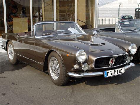 classic maserati convertible maserati 3500 gt vignale spyder classic cars pinterest