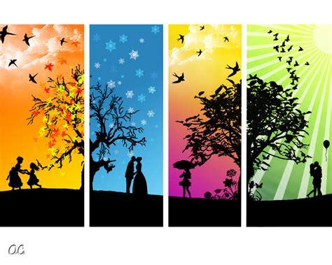 season colors a seasons n there colours
