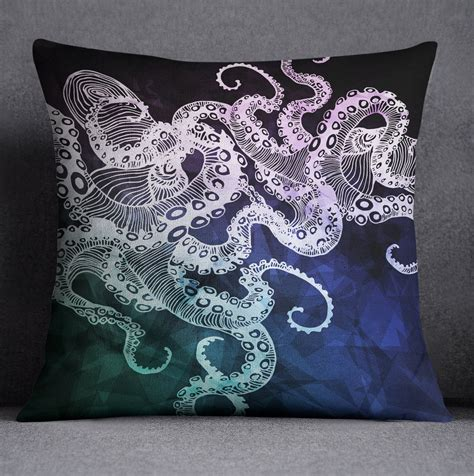 octopus bedding midnight octopus bedding ink and rags