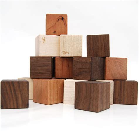 wood blocks wooden blocks 24 organic baby s block by