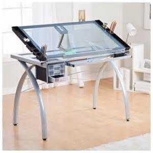 Glass Desk Amazon 机 作業机 製図台外国に行くとイラストを描く人なんかが使う写真のような傾斜 Yahoo 知恵袋