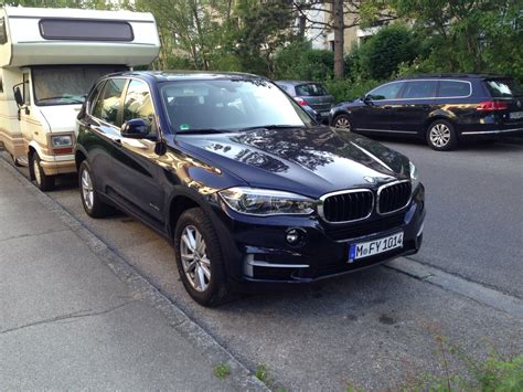 bmw germany 2014 bmw x5 spotted in germany autoevolution