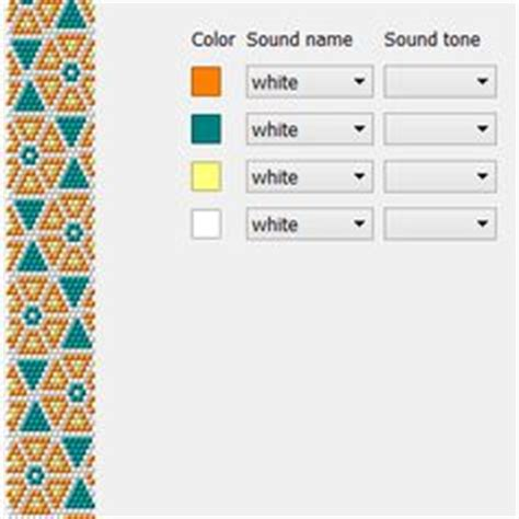 bead pattern design software bead crochet on pinterest bead crochet bead crochet