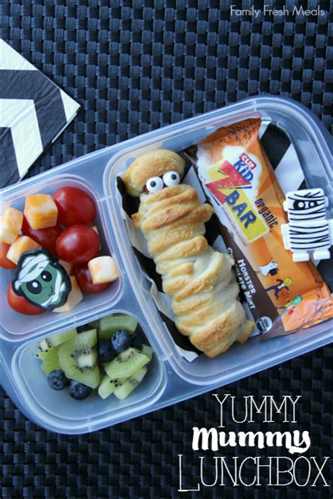 halloween themed lunch fun halloween lunchbox ideas for kids family fresh meals