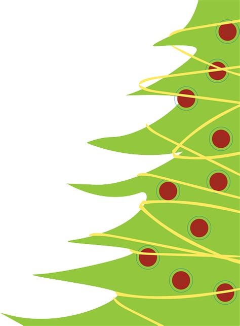 free vector graphic christmas tree free image on