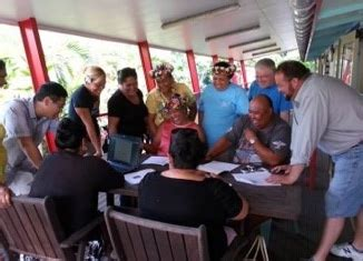 Queensland Mba by Of Queensland Mba Students Drive Pacific Island
