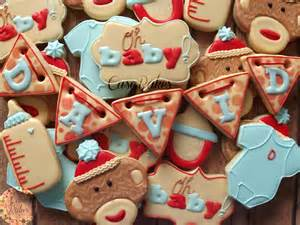 Monkey Cookie Cutter Baby Shower by Sock Monkey Baby Shower Cookie Connection