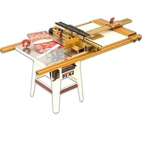 table saw combo right side router table incra elite tools