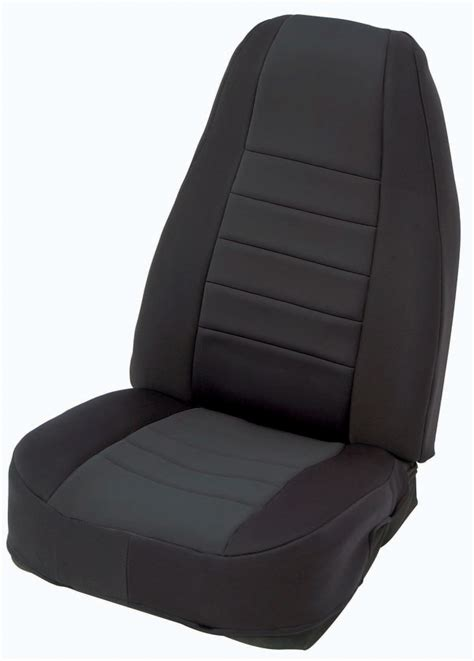 xj neoprene seat covers smittybilt front neoprene seat covers for 07 12 jeep