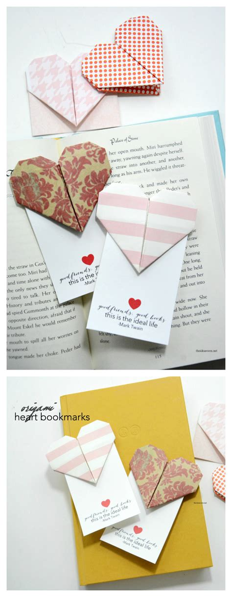 Origami Bookmarks For - origami bookmarks the idea room