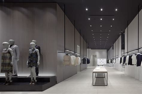shop layout theory nendo theory shops domus