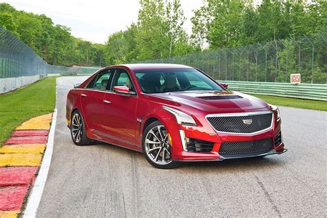 cadillac wagon 2017 2017 cadillac cts v review autoevolution