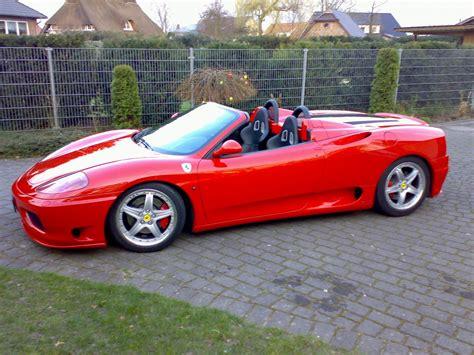 Ferrari Probefahrt by War Es Ein Fehler Probefahrt 360 Spider Ferrari 360