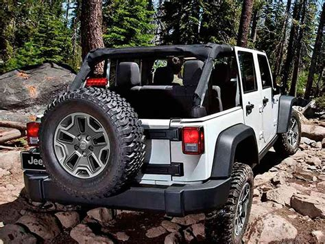 most expensive jeep wrangler in the world 10 suvs with the most ground clearance autobytel