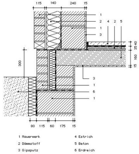 sockel zweischaliges mauerwerk zweischaliges mauerwerk d 228 mmstoffe wand baunetz wissen