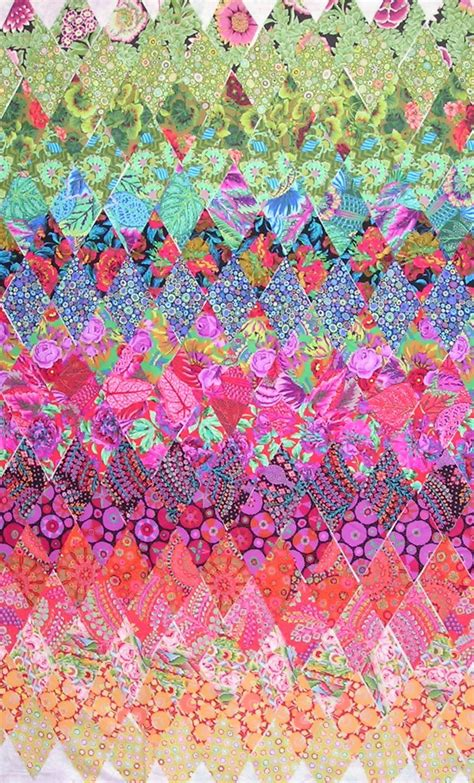 glorious color pacific potpourri quilt kaffe fassett fabrics at