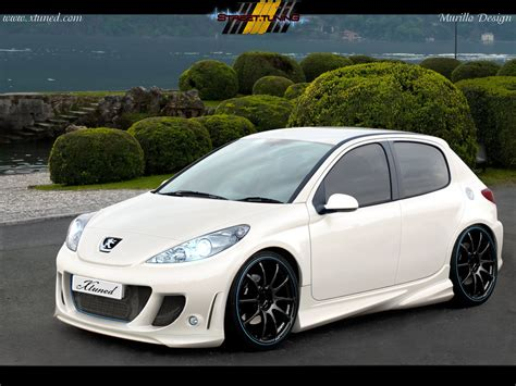 peugeot 206 tuning peugeot 206 tuning image 16
