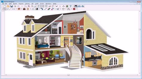 Home Builder Design Program by 3d House Design App Free