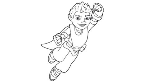 coloring pages tree fu tom coloriages tree fu tom h 233 ros tiji