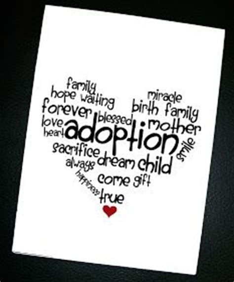 Adoption Cards And Gifts Uk - 12 best adoption cards gifts images on pinterest adoption quotes adoption party and