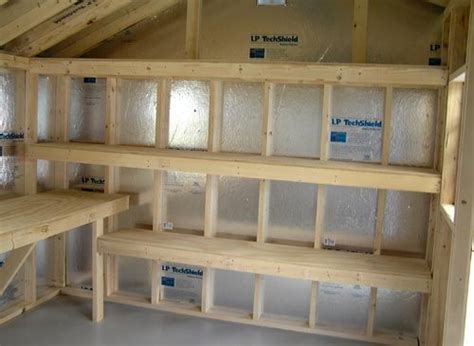 Shelving Shed by Best 25 Shed Shelving Ideas On Work Shed
