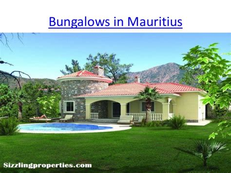 house to buy in mauritius fully furnished house bungalows villas apartments for