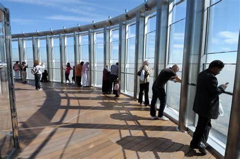 burj khalifa observation deck burj khalifa facts about world s tallest building