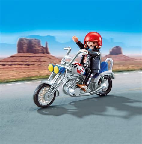 Mobil De Motorrad by Playmobil Motorrad Kauf Und Testplaymobil Spielzeug Online