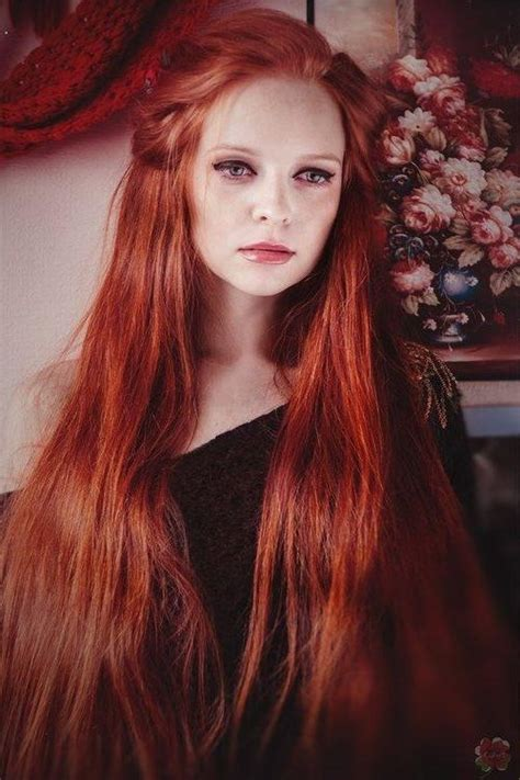 best redhead hairdo 2018 popular long hairstyles redheads