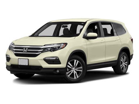 2016 Honda Pilot Price by New 2016 Honda Pilot 2wd 4dr Ex Msrp Prices Nadaguides