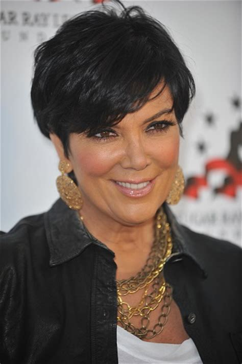 kris jennerm hair photo 2015 short celebrity hairstyles for women over 50