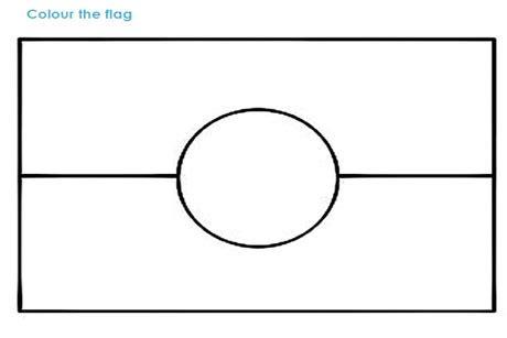 printable aboriginal flag bunting aboriginal flag free coloring pages