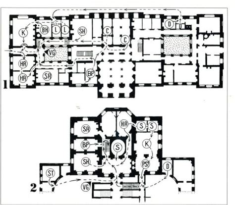 harewood house basement floor plan floorplan pinterest