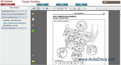 toyota iq service manual repair manual order