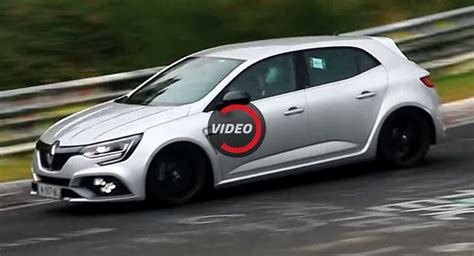 renault sport rs 01 white 2018 renault megane rs wants to be the fwd ring king