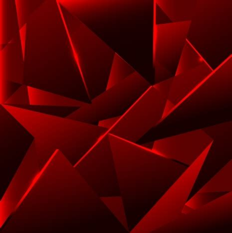 abstract background dark red  geometric decor vectors